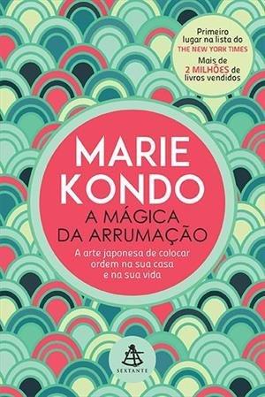 Book cover from A Magica da Arrumacao (Em Portugues do Brasil) by Marie Kondo
