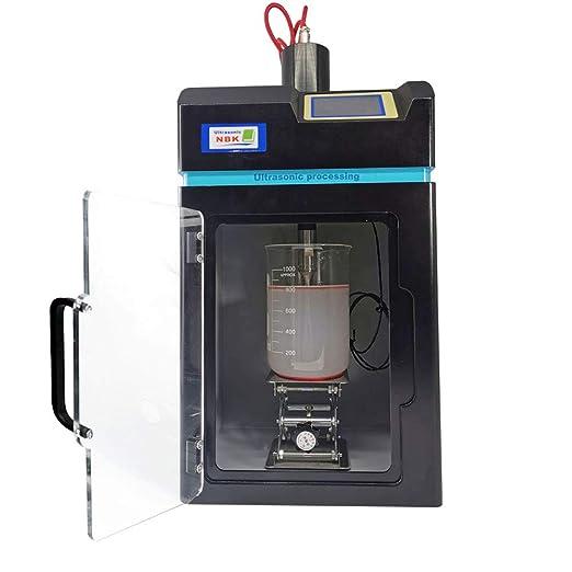 MXBAOHENG Homogenizador ultrasónico Sonicator 24 KHz Máquina de ...