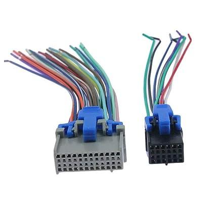 amazon com paddsun 2pcs 71 2003 1 envoy radio stereo wire Envoy Wire Harness trailblazer engine wire wiring harness