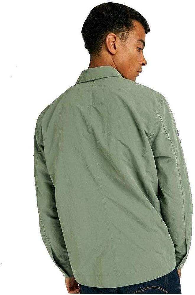 Pretty Green Giacca da uomo con zip