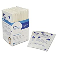 Bruder Hygienic Eyelid Cleansing Sheets Micro Fine Individually Wrapped Untreated...