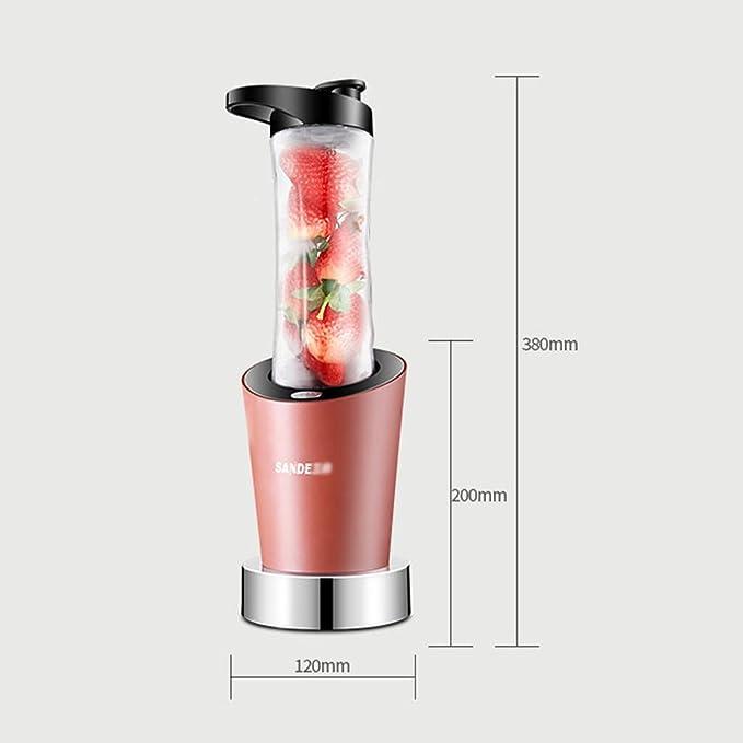 SHI XIANG SHOP Mini juguera portátil casa Multifuncional Jugo máquina (Color : #1): Amazon.es