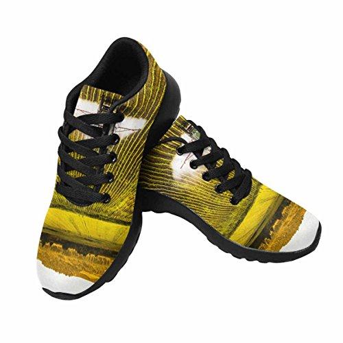 Chaussures De Course De Trailprint Womensprint Footing Jogging Sports Légers Marchant Athlétisme Chaussures De Sport Tracteur Champ De Maïs Multi 1