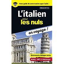 L'italien pour les Nuls en voyage ! NE (French Edition)