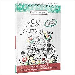 "Amazon.com: ""Joy for the Journey"" Hardcover Inspirational ..."