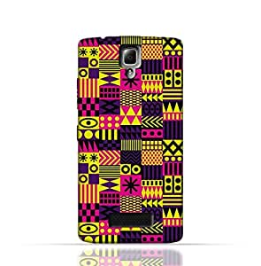Lenovo A2010 TPU Silicone Case With Seamless Fashion Trend Pattern