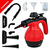 Handheld Multi-Purpose Pressurized Steam Cleaner with Safety Lock - Best Reviews Guide