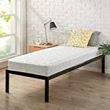 Zinus 6 Inch Spring Mattress, Narrow Twin/Cot Size/RV Bunk/Guest Bed Replacement/30 x 75''
