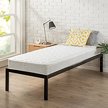 Amazon.com: Zinus Modern Studio 14 Inch Platform 1500 Metal Bed ...