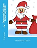 Grayson's Christmas Colouring Book, Lisa Jones, 1494272156