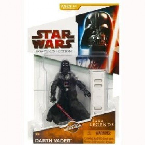 Star Wars Darth Vader Saga Legends SL06 Legacy Collection Action Figure