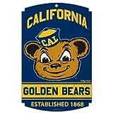 NCAA Wood Sign Team: California College Vault