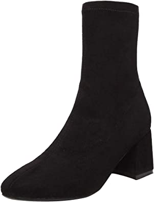 Amazon.com | Themost Suede Ankle Boots