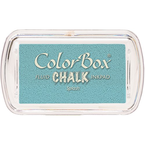 CLEARSNAP ColorBox Fluid Chalk Ink Pad, Mini, - Pad Ink Fluid Chalk