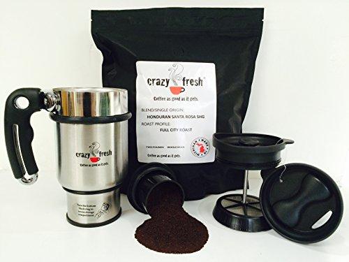 French Press Travel Mug Amazon