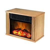 Electric Fireplace 1500W Tabletop Protab...