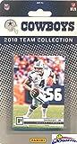 #6: Dallas Cowboys 2018 Panini NFL Football Factory Sealed Limited Edition 17 Card Complete Team Set Dak Prescott, Ezekiel Elliott,Cole Beasley,Jason Witten & Many More! WOWZZER!