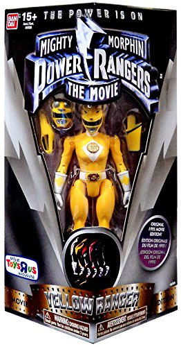 [Mighty Morphin Power Rangers The Movie Yellow Ranger 5