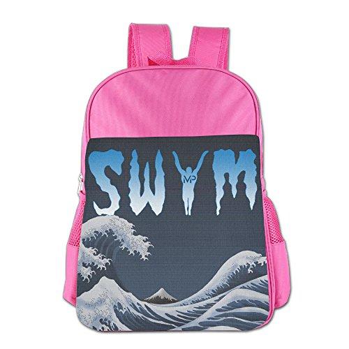 STALISHING Kid's TEAM USA Michael Phelps School Bag Backpack
