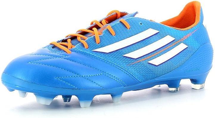 F50 Adizero TRX FG Fútbol Guantes de Piel Solar Blue/Running ...