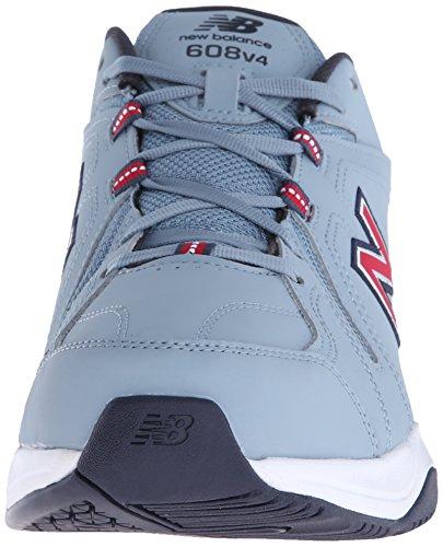 New Balance Herren MX608v4 Trainingsschuh Blei / Blut Sport Rot
