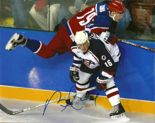 Brett Hull Signed Red Wings - BRETT HULL DETROIT RED WINGS,DALLAS STARS,USA,HOCKEY,GOLD,SIGNED,AUTOGRAPHED 8X10,PHOTO,COA