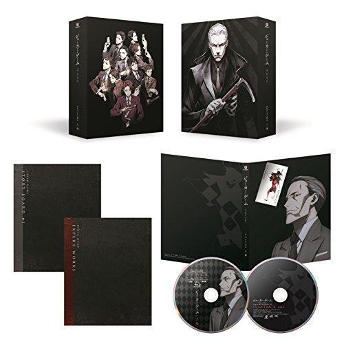 ジョーカー・ゲーム Blu-ray BOX 上巻 [初回生産版]