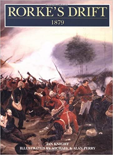 Book Rorke's Drift 1879: 'Pinned like rats in a hole' (Trade Editions)