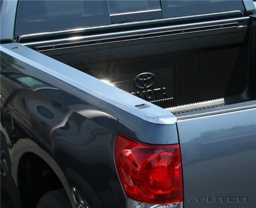 Putco 59595 Stainless Steel Skin with Holes for Toyota Tundra Short Bed