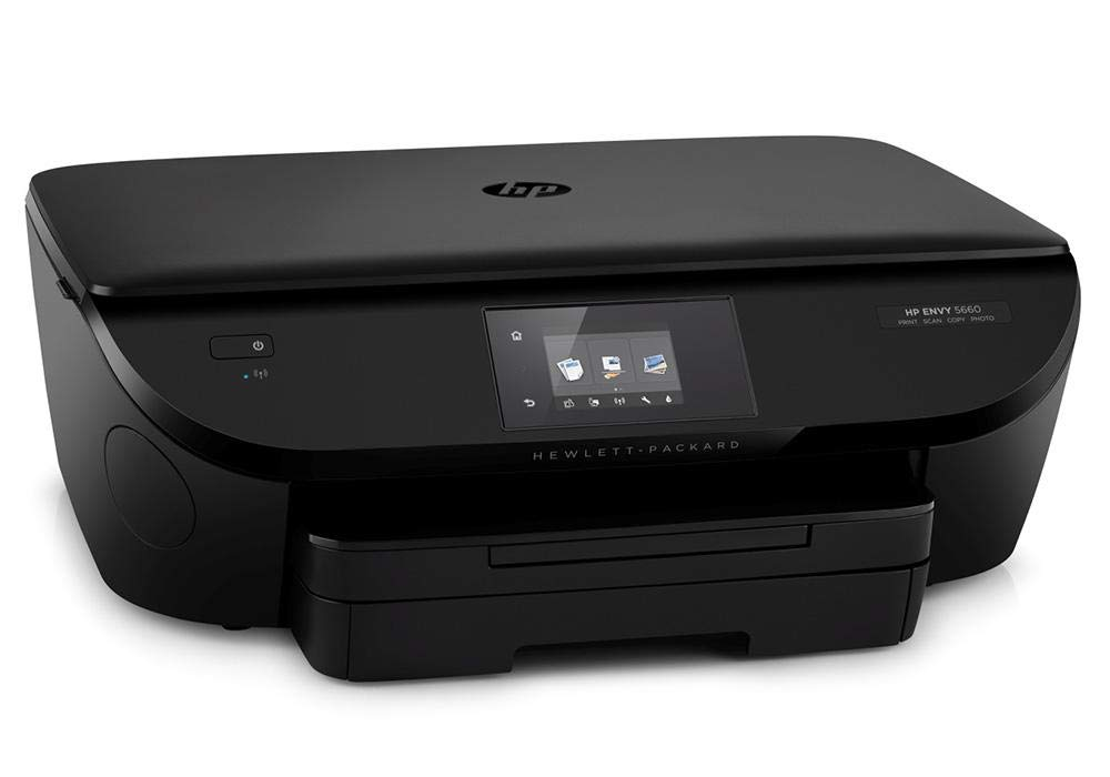 H&P 5660 Wireless All-in-One Photo Printer with Mobile Printing by H&P (Image #1)