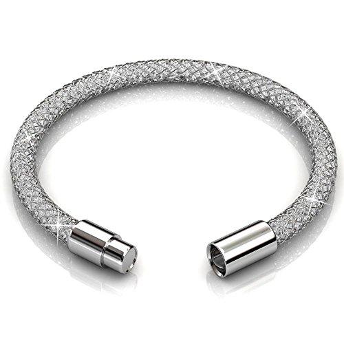 Plated Bracelet Magnetic Crystals Matashi