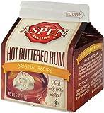 Aspen Mulling Original Recipe Hot Buttered Rum Mix, 5-Ounce Carton (Pack of 9)