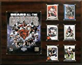NFL Chicago Bears 16 x 20-Inch All-Time Great Photo Plaque