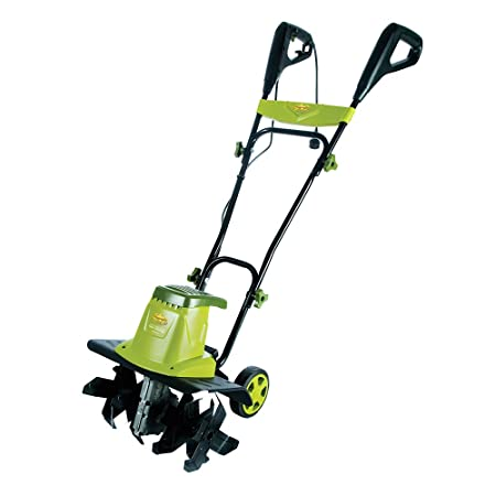 Snow Joe Sun Joe TJ603E 16-Inch 12-Amp Electric Tiller and Cultivator