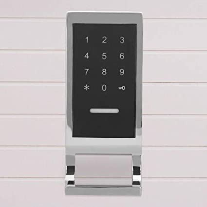 FTVOGUE Código de dígitos Combinación Gabinete de Leva ...