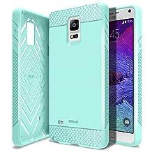 Galaxy Note 4 Case, OBLIQ [Flex Pro][Mint] Slim Fit Silicone Shock Resist High Quality Case for Galaxy Note 4