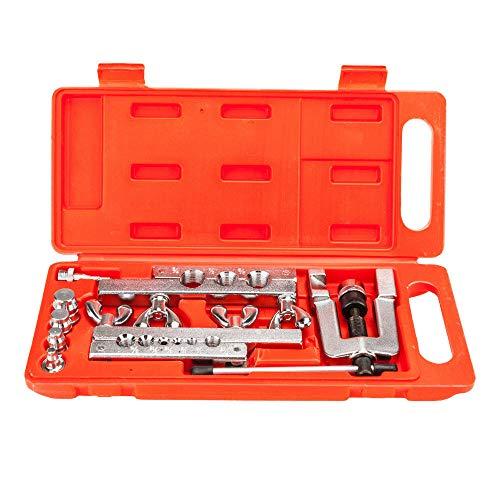 45°Traditional Extrusion Type Flaring & Swaging Tool Kit w/case New,Jikkolumlukka from Jikkolumlukka