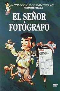 El señor fotógrafo [DVD]