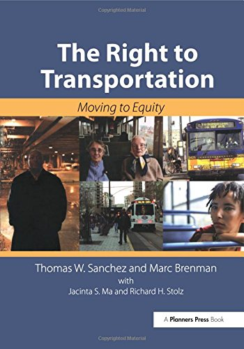 The Right to Transportation: Moving to Equity
