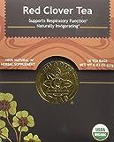 Red Clover Tea - Organic Herbs - 18 Bleach Free Tea Bags