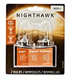 GE Lighting 9005NH/BP2 Nighthawk High-Beam Headlight Bulbs, 2-Pack
