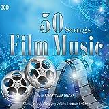 3 CD 50 bandas sonoras. Versiones instrumentales no originales realizadas por Orchestra o Piano o