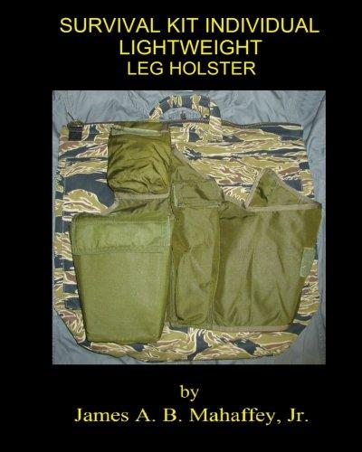Survival Kit Individual Lightweight Army Leg Holster
