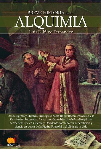 Descargar Libro Breve Historia De La Alquimia Luis Enrique Íñigo Fernández