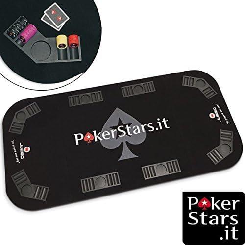 Mesa de Poker Profesional - PokerStars: Amazon.es: Juguetes y juegos