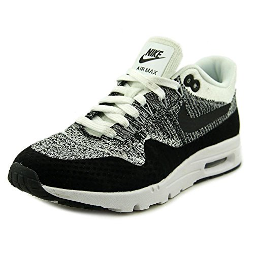 black Para Mujer Running black Blanco Max Nike De W blanco Zapatillas Ultra Flyknit Air white 1 B4S6q