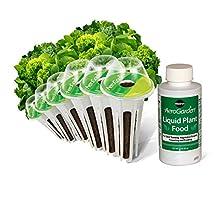 AeroGarden Heirloom Salad Greens Seed Pod Kit (6-Pod)