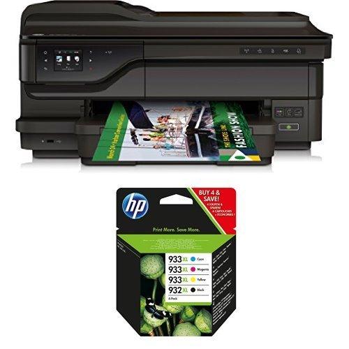 HP Officejet 7612 Pack - Impresora multifunción de tinta + ...