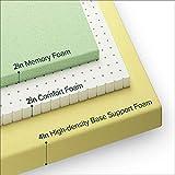 Zinus 8 Inch Ultima Memory Foam Mattress / Pressure