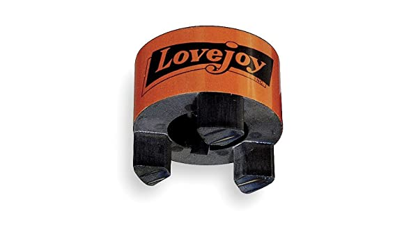 Lovejoy 68514412117 Sintered Iron L Type Hubs with Keyway Imperial Bores 1 5//8